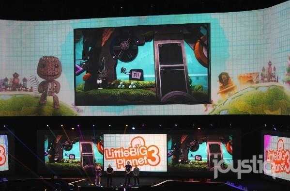 LittleBigPlanet 3 announced for PS4, get creative in November [Update: trailer]