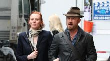 Robin Wright Ex Ben Foster Steps Out With Jack White Ex Karen Elson