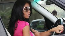 Katie Price 'caught using disabled badge' to top up her tan
