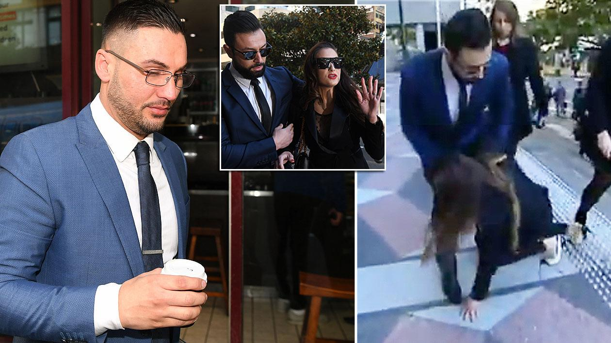 Salim Mehajer jailed for at least 11 months for electoral fraud