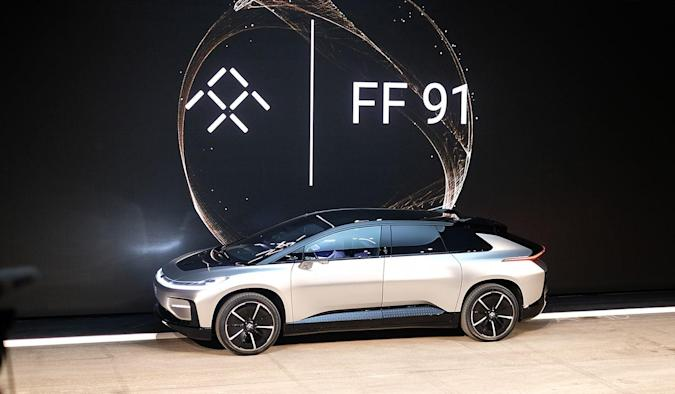 Faraday Future impressed all the right people at CES
