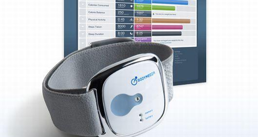BodyMedia introduces the Armband BW at CES, body monitoring for iPhone