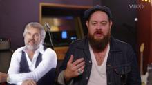 'S.O.B.' Singer Nathaniel Rateliff's Quirky Halloween Costumes.