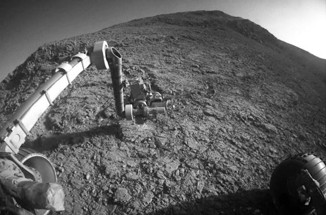 NASA's Opportunity rover sees its 5,000th day on Mars