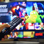 Netflix Stock Jumped on Subscription Price Hike
