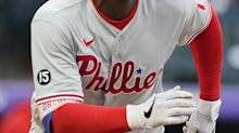Didi Gregorius Exits Phillies vs. Nationals with Elbow Injury
