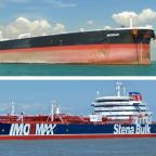 Iran seizes British oil tankers for 'violating international maritime rules' as tensions escalate in Gulf