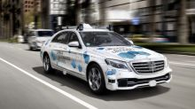 Daimler, Bosch to test automated ride hailing in San Jose, Calif.
