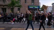 New curfews set as protests continue across America