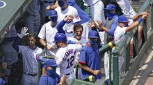 Brewers batter Cubs, Nationals dominate Yankees