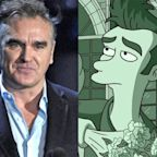 Morrissey hits out at The Simpsons as 'hurtful and racist' after being parodied in latest episode