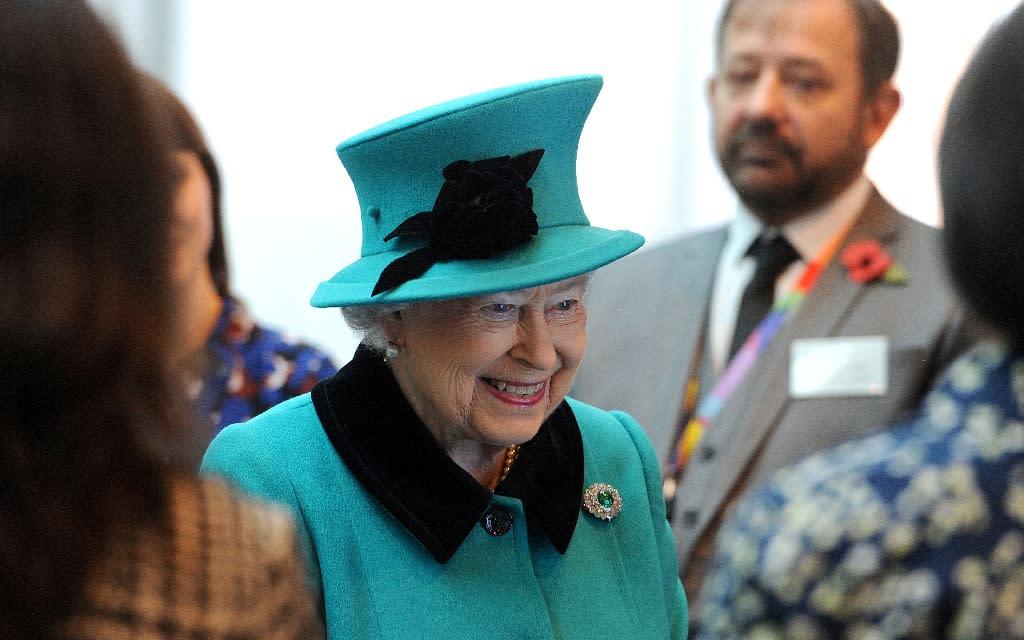 Britain's Queen Elizabeth II turned 90 in 2016