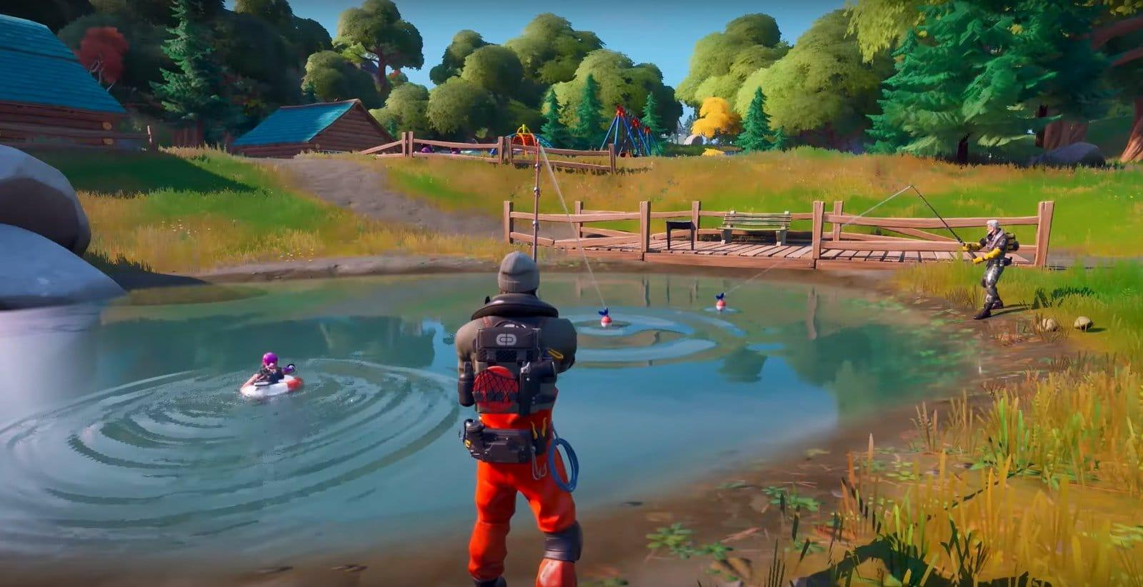 Bikini Royale Trailer leaked 'fortnite' chapter 2 trailer showcases a new map and