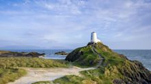 Love and legend on the most romantic island in Wales