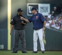 Dodgers-Twins game delayed nearly 20 minutes after double switch goes wrong