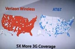 AT&T not happy with Verizon ads: 'There's a lawsuit for that'