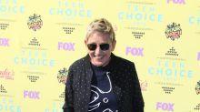 Ellen DeGeneres se disculpa por carta con sus empleados