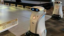 Cleaning robots that can sing, rap, wink, joke set to roll out in Singapore by March