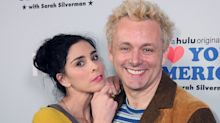 Sarah Silverman announces conscious uncoupling from Michael Sheen: 'It just got hard'