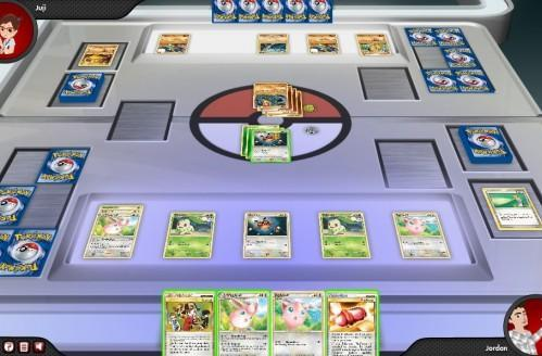 Pokemon Trainer Challenge brings the trading card game online