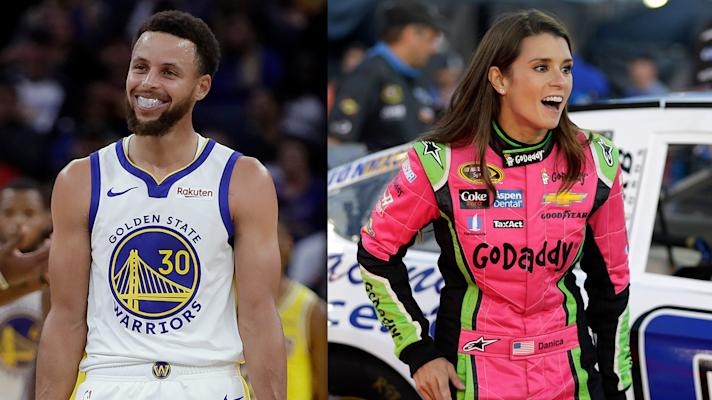 The Rush: Steph golfs in the house, Danica slips 'n slides and more quarantine hijinks