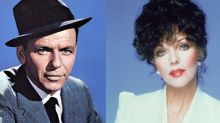 Dame Joan Collins' Ridiculous Story About How Frank Sinatra Asked Her Out