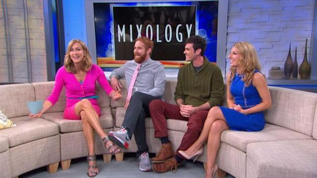 'Mixology' Sneak Peek with the Stars