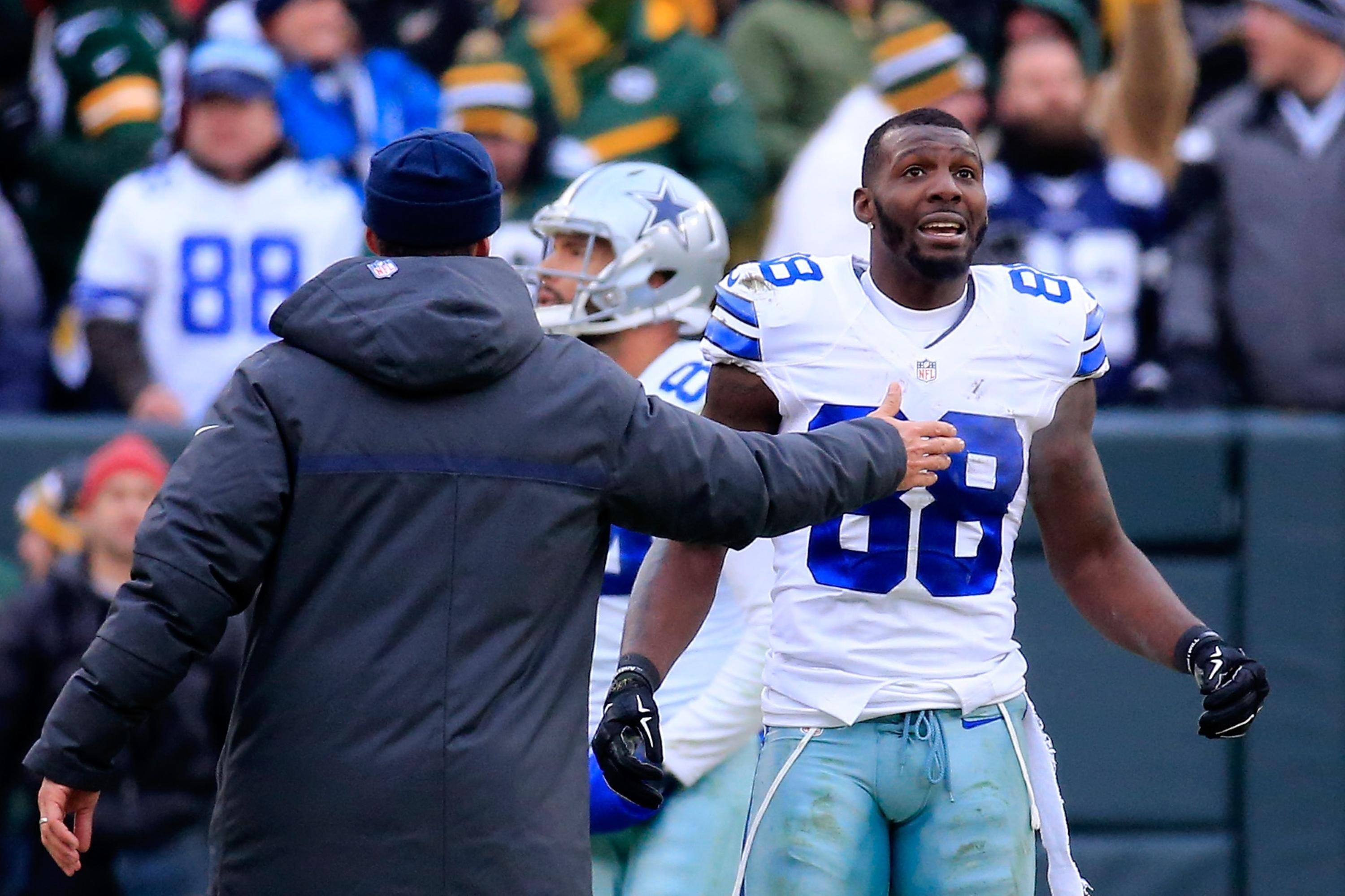 Report Dez Bryant Dallas Cowboys Come To Long Term Agreement