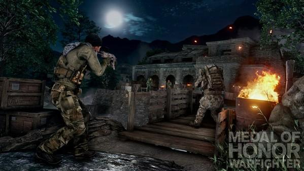 The making of Medal of Honor Warfighter's 'Zero Dark Thirty' maps