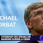 Citi CEO Michael Corbat's wide-ranging discussion with Yahoo Finance Editor-in-Chief Andy Serwer