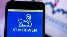 St Modwen shares surge 20% as Blackstone makes £1.2bn bid