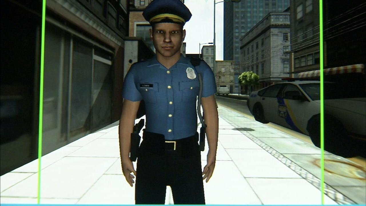 Virtual reality studied to improve police encounters for those with autism