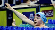 For the first time, an Alaskan is in line to swim at the Olympics