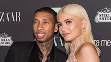 Kylie Jenner denies '2am date with Tyga' after Travis Scott split