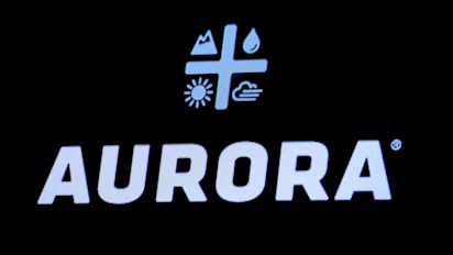 'Aurora is burning cash': BoA downgrades pot firm