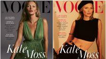 Kate Moss vuelve a la portada de Vogue