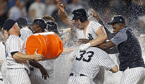 MLB: Holliday krönt Yankees-Monster-Comeback