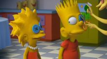 'Simpsons: Treehouse of Horror' gets a 'Coraline'-inspired look and Neil Gaiman's voice
