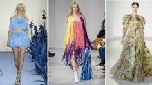 The Prettiest Dresses Of Fashion Week SS18