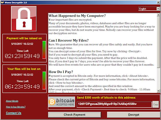 There's an easy fix for WannaCry, if you haven't rebooted yet