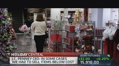 Retailers compete ahead of holiday