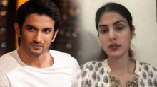 Rhea Chakraborty opens up on Fight with Sushant Singh Rajput on 8th June