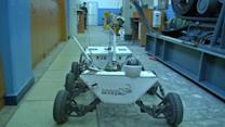 Students aim for Mars Rover glory