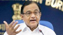Chidambaram's dig: EC has authorised Modi to declare Gujarat election dates