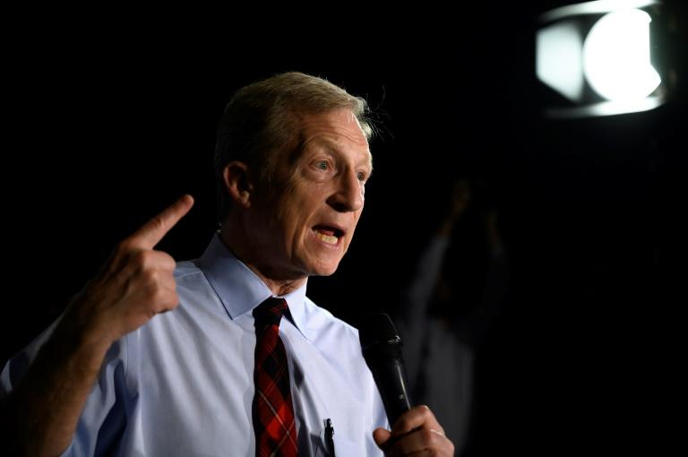 Tom Steyer ends campaign after Biden wins SC  primary
