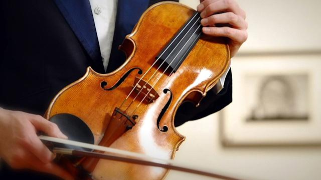RARE VIOLA GOING FOR $45M