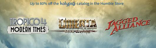 Humble Store Sale: Kalypso games at 80 percent off for 80 hours