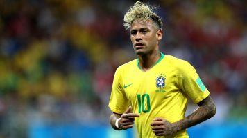 Follow live: Neymar, Brazil look to rebound