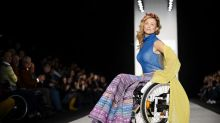 Models in Wheelchairs Took Over Moscow Fashion Week and It Was Gorgeous