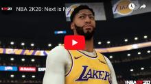 雙雄・爭霸時代!《NBA 2K20》首波遊戲預告正式放送